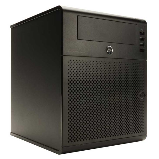 HP ProLiant Micro Server G7 N40L
