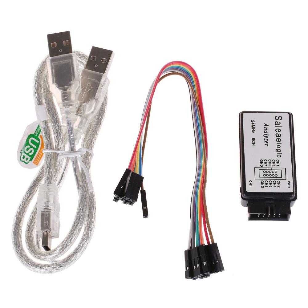 2015-New-1-Set-USB-24M-8CH-24MHz-NEW-1-1-16-Logic-Analyzer-Single-chip-02